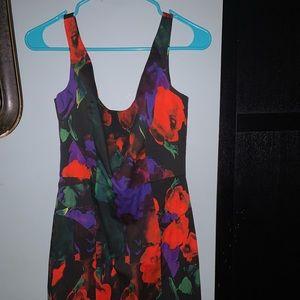Millie Floral Sheath Dress Size 6